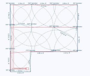 plano de riego
